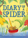 Diary of a Spider - Doreen Cronin (Paperback)