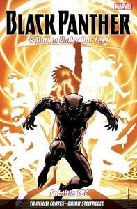 Black Panther: a Nation Under Our Feet Vol. 2 - Ta-Nehisi Coates (Paperback) - Cover