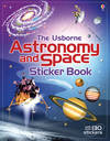 Astronomy and Space Sticker Book - Emily Bone (Paperback)