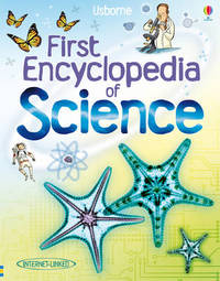First Encyclopedia of Science - Jessica Greenwell (Hardcover) - Cover
