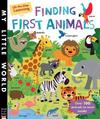 Finding First Animals - Fhiona Galloway (Novelty book)