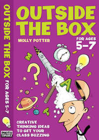 Outside the Box 5-7 - Molly Potter (Paperback) - Cover