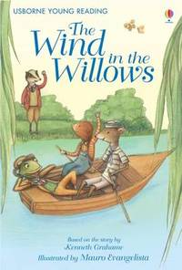 Wind In the Willows - Lesley Sims (Hardcover) - Cover