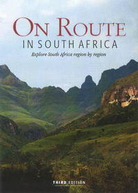 On Route In South Africa - B.P.J. Erasmus (Paperback) - Cover