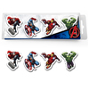 Marvel Avengers - Eraser Set (4pc)