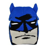 DC Comics - Batman Ears Roll down Hat (Junior) - Cover