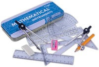 SDS - 11 Piece Maths Set - Cover