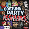 Costume Party Assassins (Board Game)