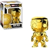 Funko Pop! Marvel - Marvel Studio's 10th Anniversary - Captain America - Gold Chrome Vinyl Figure