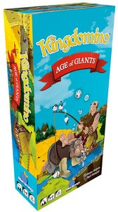 Kingdomino - Age of Giants Expansion (Board Game) - Cover