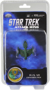 Star Trek: Attack Wing - R.I.S. Vo Expansion Pack (Miniatures) - Cover