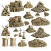 Mantic Games - Terrain Crate: Treasury (Miniatures)