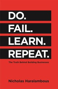 Do Fail Learn Repeat - Nicholas Haralambous (Trade Paperback) - Cover