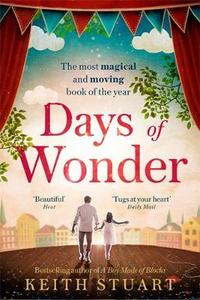Days of Wonder - Keith Stuart (Trade Paperback) - Cover