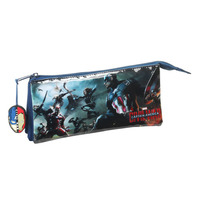 Marvel - Captain America Civil War (Triple Pencil Case) - Cover