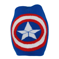 Marvel - Captain America Crest Roll Down Hat (Junior) - Cover