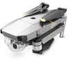DJI - Mavic Pro Platinum Fly More Combo Camera Drone