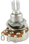 Allparts 25K Split Shaft Audio Mini Potentiometer (Nickel)