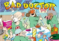 Bad Doctor (Board Game) - Cover