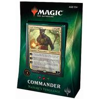 Magic: The Gathering - Commander 2018 - Nature's Vengeance (Trading Card Game)