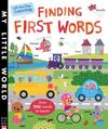 Finding First Words - Fhiona Galloway (Novelty book)