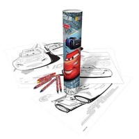 Disney - Cars Poster Art Tube - Cover