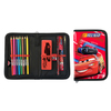 Disney - Cars Single Zip Filled Pencil Case