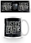 Justice League - Metallic Logo Mug