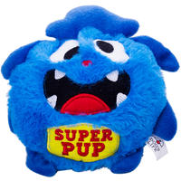 Dog's Life - Jump Jump Superheroes Super Pup - Dog Toy (Blue)