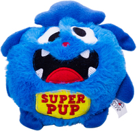 Dog's Life - Jump Jump Superheroes Super Pup - Dog Toy (Blue) - Cover