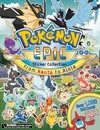 Pokémon Epic Sticker Collection - Pikachu Press (Paperback)