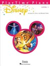 Playtime Disney - Hal Leonard Publishing Corporation (Paperback)
