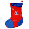 Crystal Palace - Club Crest Christmas Applique Stocking