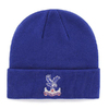 Crystal Palace - Club Crest Cuff Knitted Hat