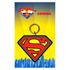 Superman Logo Keyring