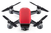 DJI Spark Camera Drone - Lava Red - Cover