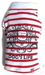 Dog's Life - Gentleman's Polo Shirt - Red (X-Large)
