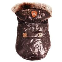 Dog's Life - Royal Parka Jacket With Hood - Black (Small)