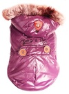 Dog's Life - Royal Parka Jacket With Hood - Purple (Large)