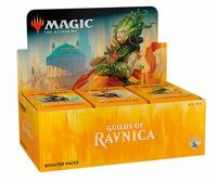 Magic: The Gathering - Guilds of Ravnica Single Booster (Trading Card Game) - Cover