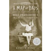 Map of Days - Ransom Riggs (Paperback)