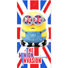 Despicable Me - Minion Union Jack Towel