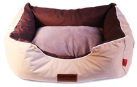 Dog's Life - New Premium Country Waterproof Bed - Brown (X-Large) - Cover