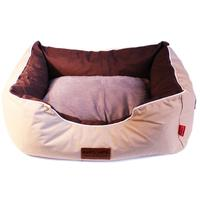 Dog's Life - New Premium Country Waterproof Bed - Brown (XX-Large)