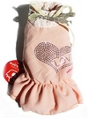Dog's Life - Love Chiffon Dress - Pink (Large)