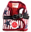 Dog's Life - Carnival Harness Vest - Red (Large)