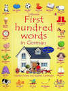 First Hundred Words in German - Heather Amery (Hardcover)