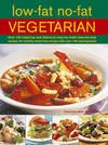 Low-fat No-fat Vegetarian - Anne Sheasby (Paperback)
