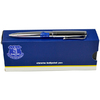 Everton - Club Crest Chrome Ball Point Pen