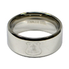 Everton - Club Crest Band Ring (Small)